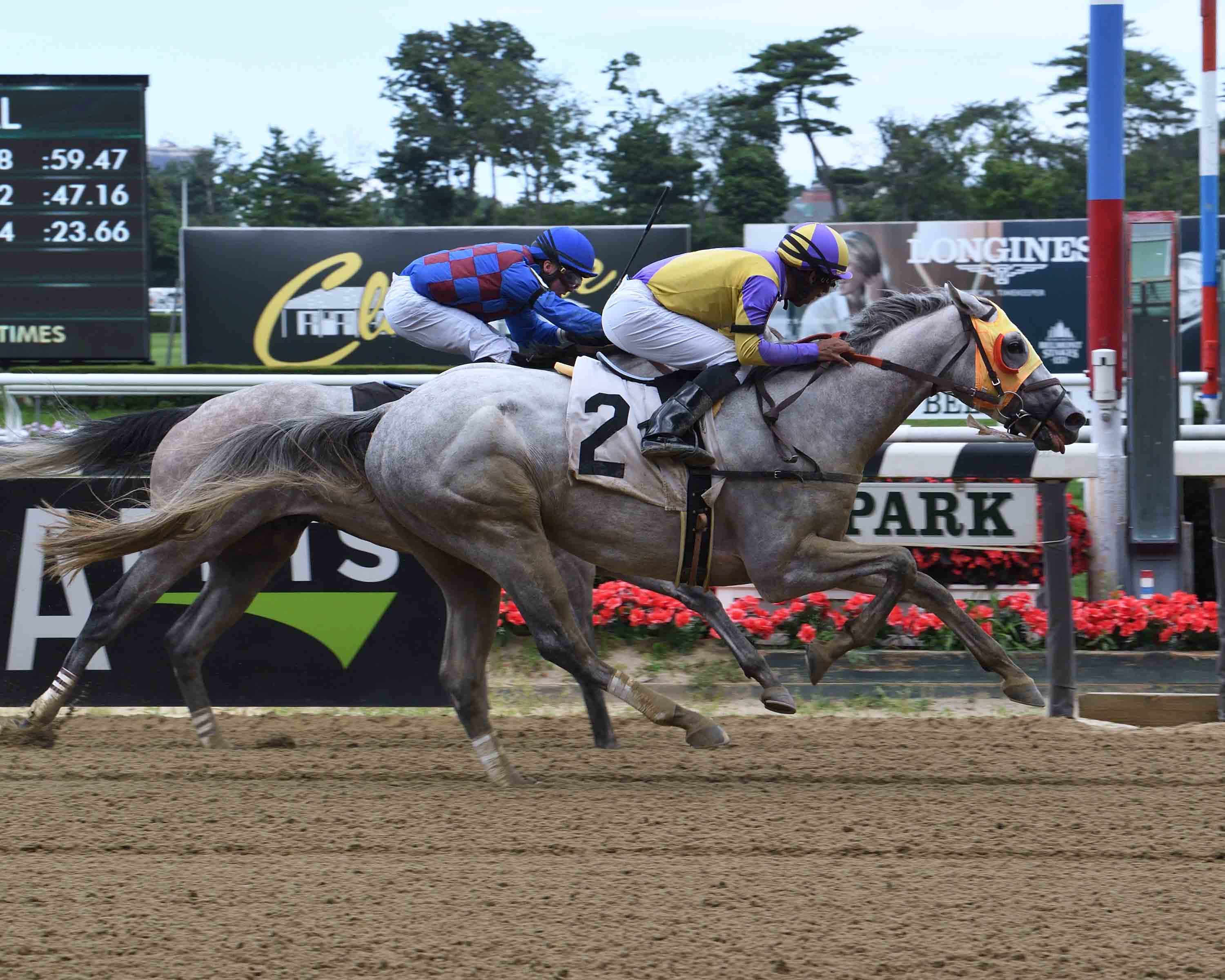 Bill Heller's New York-Breds at the Races: June 28 to July 4 – New